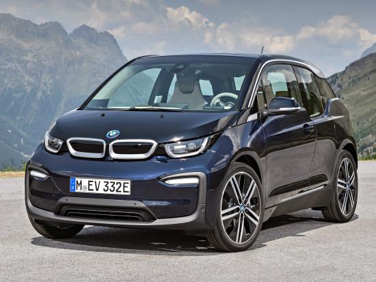 BMW i3 (2017-2018)
