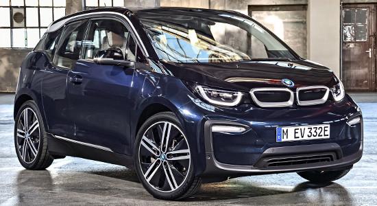 BMW i3 (2018-2019) на IronHorse.ru ©
