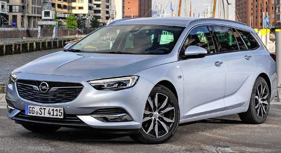 Opel Insignia Sports Tourer (2018-2019) на IronHorse.ru ©