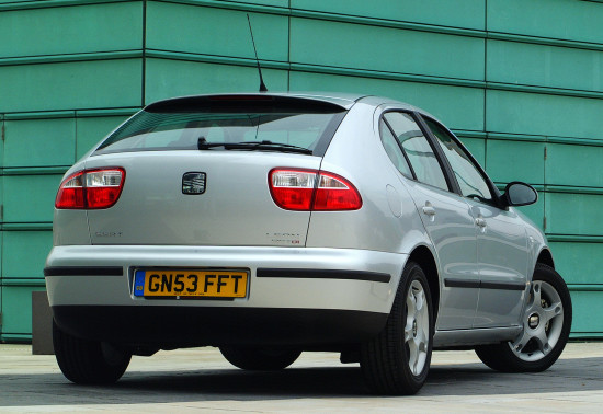 Seat Leon 1 (1998-2005)