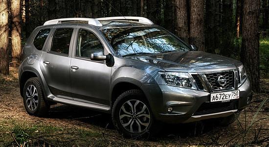Nissan Terrano (2020-2021) на IronHorse.ru ©