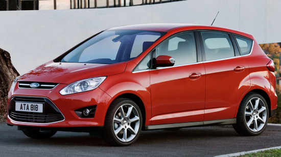 Ford C-Max 2010-2014