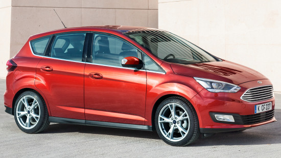 Ford C-Max 2015-2017