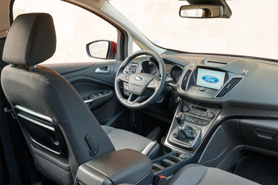 интерьер салона Ford C-Max 2