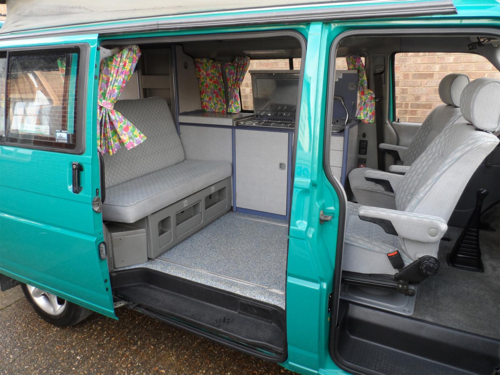 volkswagen california t4 1992 2003. Black Bedroom Furniture Sets. Home Design Ideas