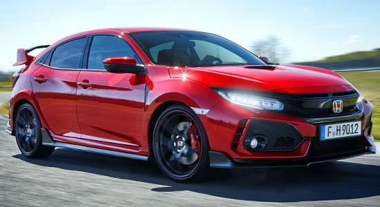Honda Civic Type R (2020-2021) на IronHorse.ru ©