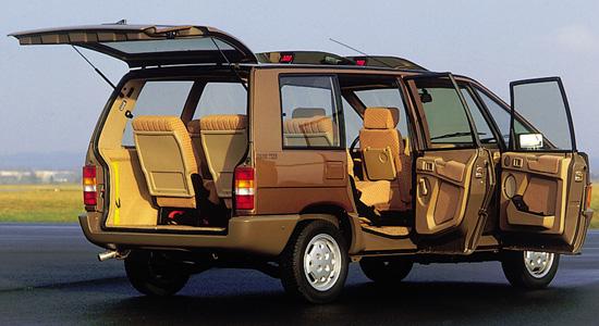 Renault Espace 1 (1984-1991)