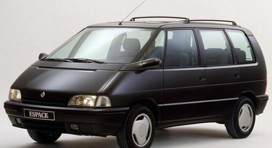 Renault Espace 2 (1991-1997) на IronHorse.ru ©