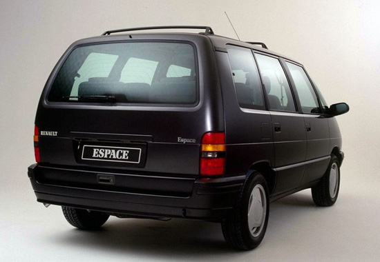 Renault Espace 2 (1991-1997)
