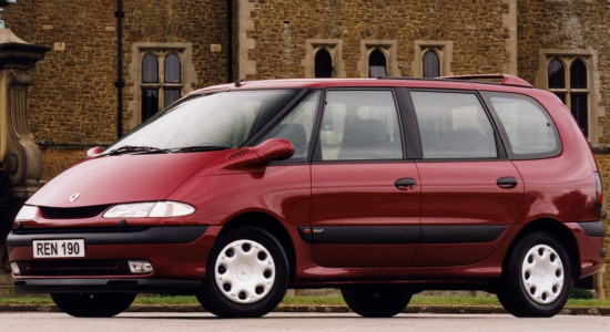 Renault Espace 3 (1996-2002) на IronHorse.ru ©