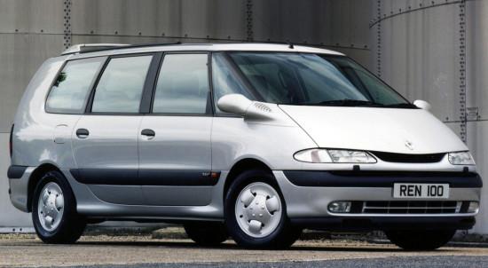 Renault Grand Espace 3 (1998-2002)
