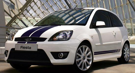 Ford Fiesta ST (2004-2008) на IronHorse.ru ©