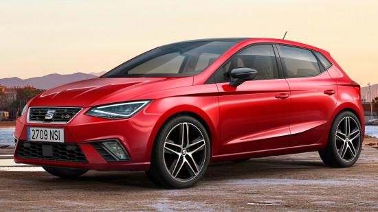 SEAT Ibiza 5 (2017-2018) цена и характеристики, фотографии и обзор