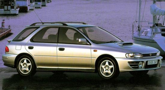 универсал Subaru Impreza 1 WRX