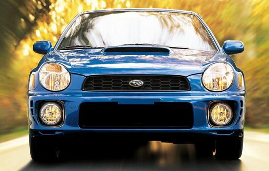 Subaru Impreza 2 WRX 2000-2002
