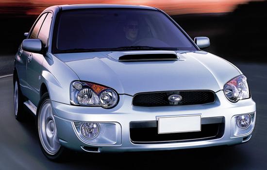Subaru Impreza 2 WRX 2002-2005