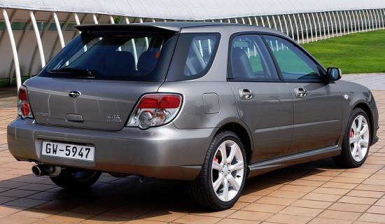 универсал Subaru Impreza 2 WRX 2005-2007