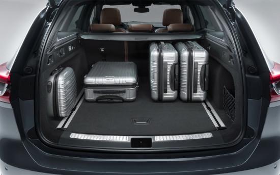 багажное отделение Opel Insignia 2 Sports Tourer