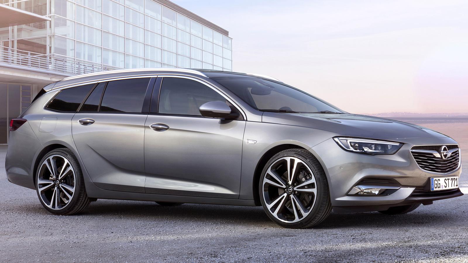 Новый Opel Insignia 2019 - фото, характеристика, цена картинки