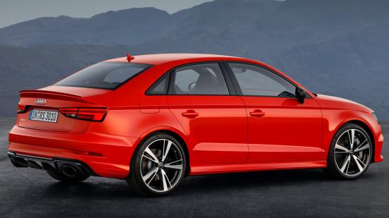 Audi RS3 Sedan (2017-2018)