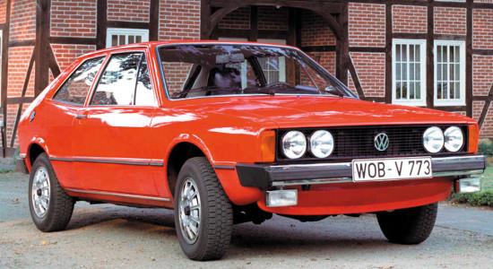 Volkswagen Scirocco 1 (1974-1981) на IronHorse.ru ©