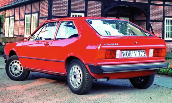 Volkswagen Scirocco 1