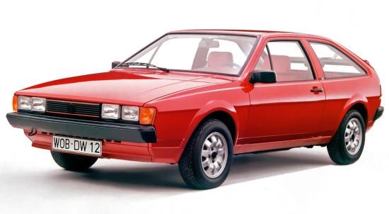 Volkswagen Scirocco 2