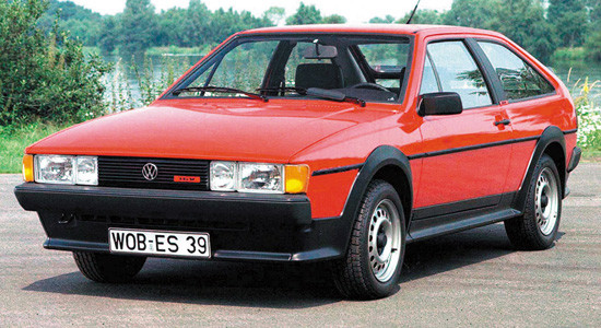 Volkswagen Scirocco 2 (1981-1992) на IronHorse.ru ©
