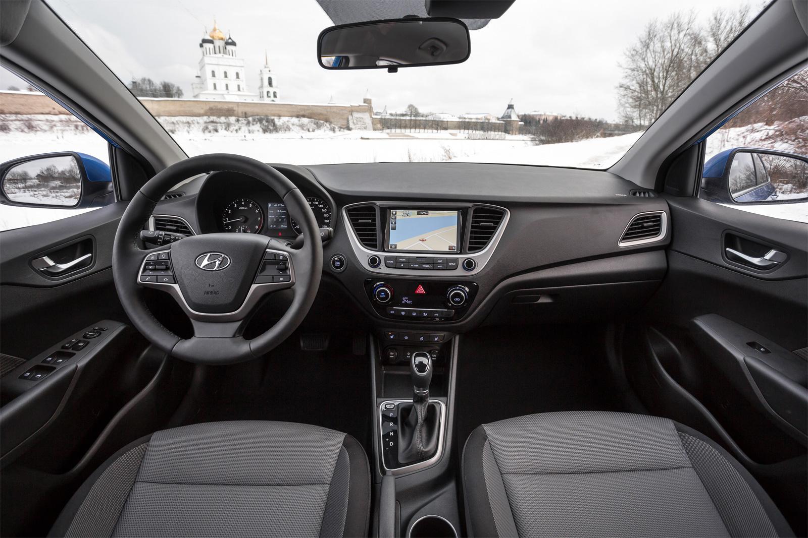 Hyundai Solaris 2 (2018-2019) цена и характеристики ...