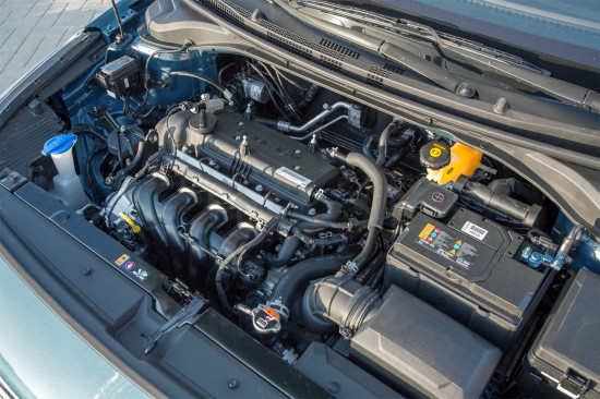 под капотом Hyundai Solaris 2 (HCR)