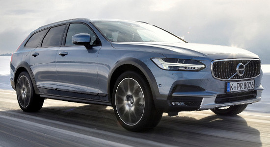 Volvo V90 Cross Country на IronHorse.ru ©