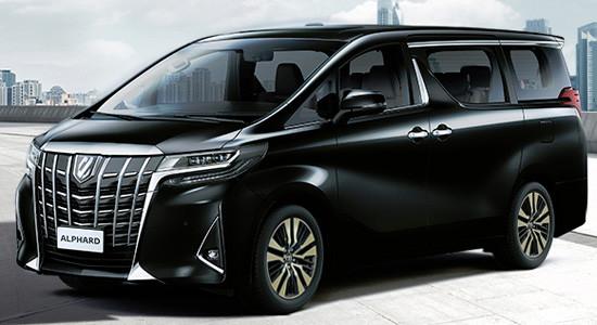 Toyota Alphard 3 (2019-2020) на IronHorse.ru ©