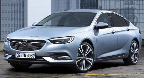 Opel Insignia Grand Sport (2017-2018) на IronHorse.ru ©