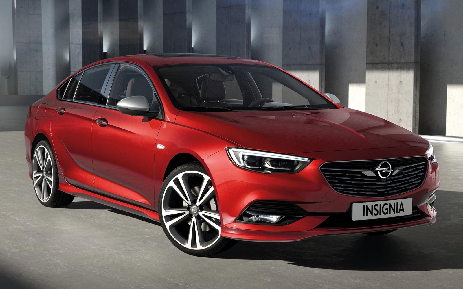 Новый Opel Insignia 2019 - фото, характеристика, цена