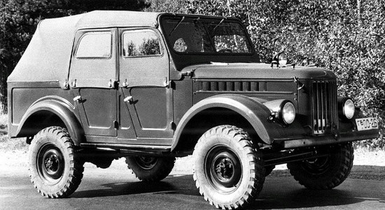 ГАЗ-69 (1959-1972) на IronHorse.ru ©