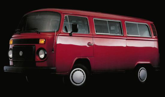 Volkswagen Caravelle T2