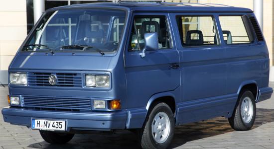 Volkswagen Caravelle (T3, 1979-1992) на IronHorse.ru ©