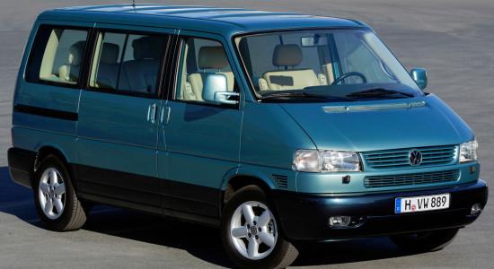 Volkswagen Caravelle (T4, 1990-2003) на IronHorse.ru ©