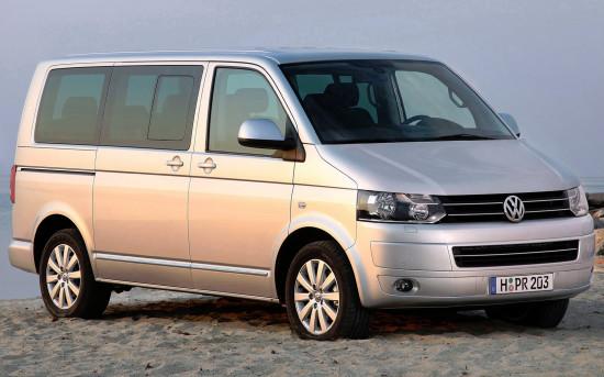 Volkswagen Caravelle T5 (2009-2015)
