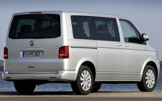 VW Caravelle T5
