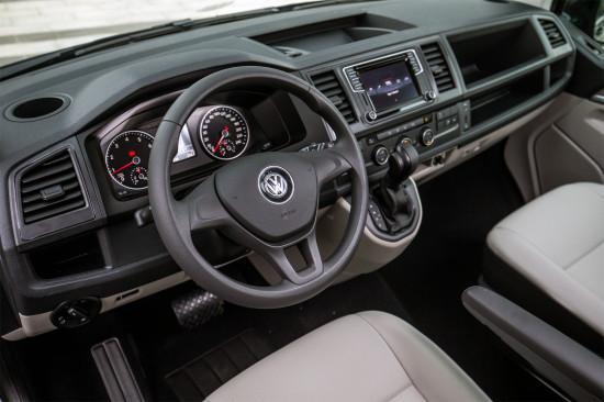 передняя панель Volkswagen Caravelle T6