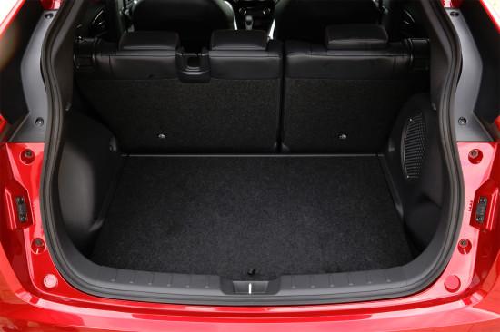 багажное отделение Mitsubishi Eclipse Cross
