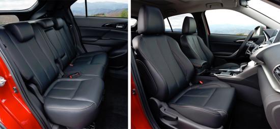 Mitsubishi Eclipse Cross - цена и характеристики, фотографии и обзор