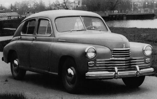 ГАЗ М-20 Победа (1946-1954)