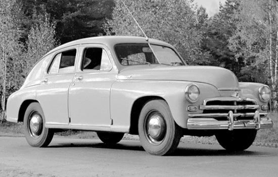 ГАЗ М-20 Победа (1955-1958)