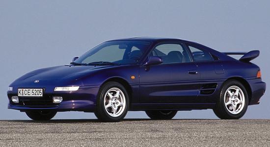 Toyota MR2 (W20, 1989-1999) на IronHorse.ru ©