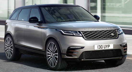 Range Rover Velar на IronHorse.ru ©