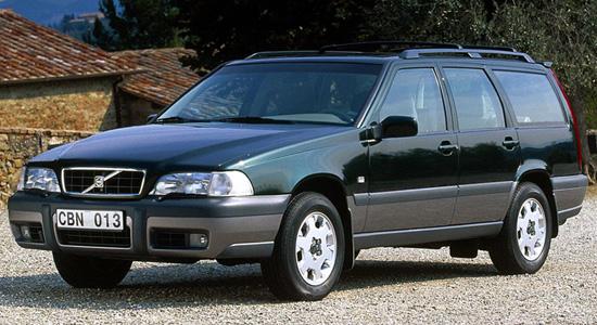 Volvo V70 XC 1997-2000