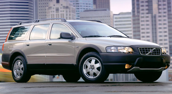 Volvo V70 XC 2000-2003