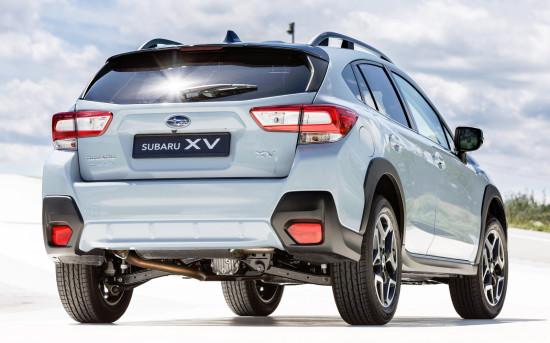 Subaru XV 2-го поколения